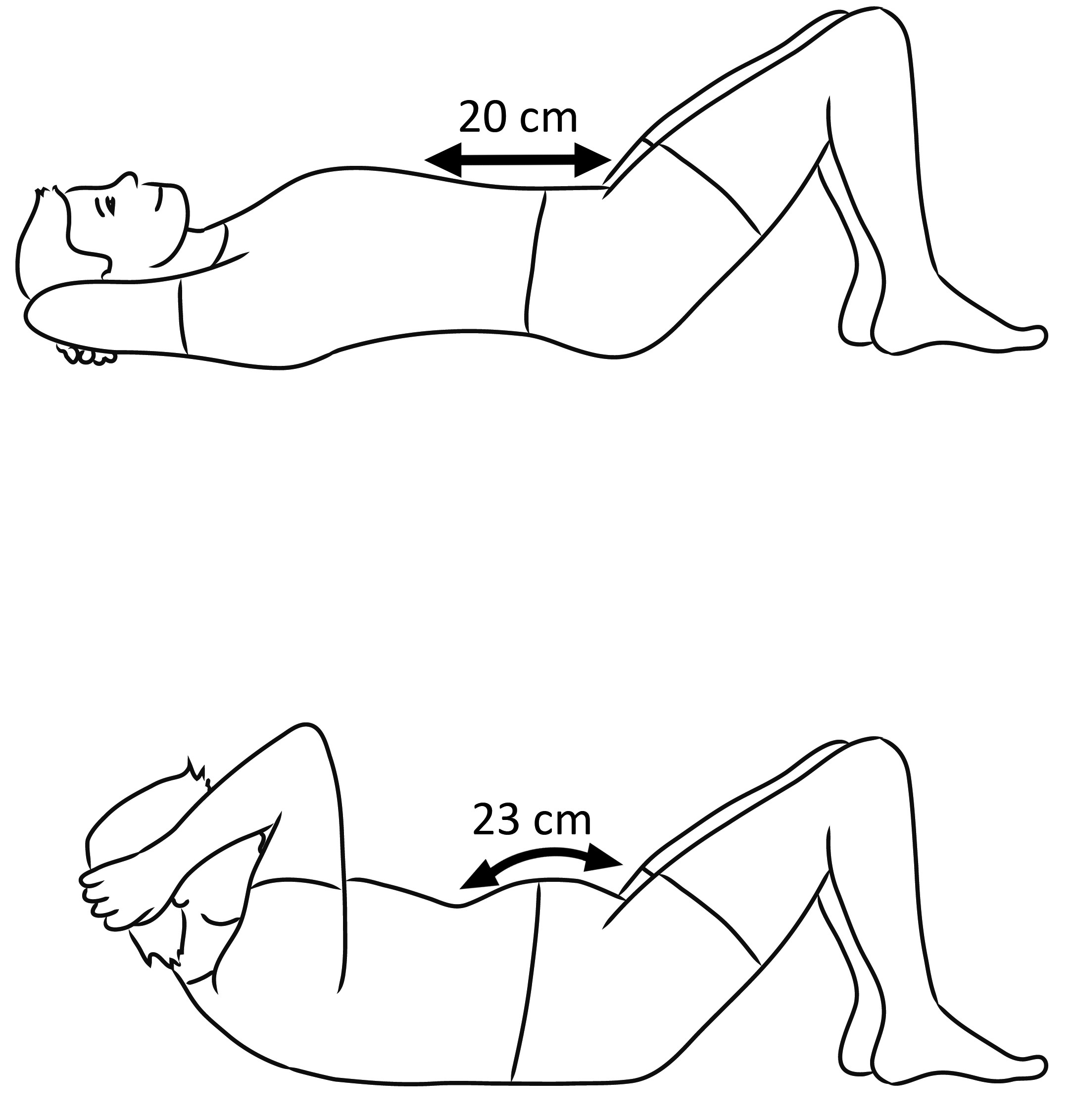 traditional abdominals