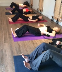 hypopressives, low pressure fitness, core training, pelvic floor health