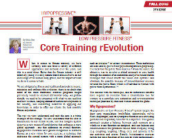 Core Training rEvolution