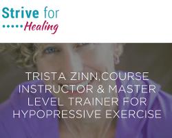 StriveForHelaingWebinar with Trista Zinn
