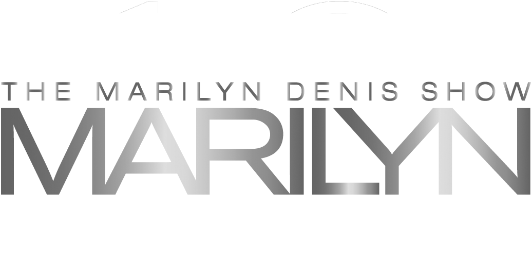 The Marilyn Denis Show logo